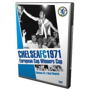 1971年欧州カップウィナーズカップ決勝 チェルシーFC対レアル・マドリード DVD|import5