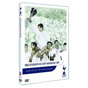 1963年カップウィナーズカップ決勝 トッテナム対アトレティコ・マドリード DVD|import5