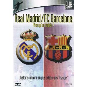 レアル・マドリー/FCバルセロナ クラシコ、サッカーの試合以上のもの DVD