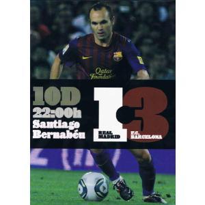 『1−3』リーガ2011/12シーズン レアル・マドリード対FCバルセロナ2011.12.10クラシコDVD (スペイン製リージョン2PALご注文前に商品情報を必ずご確認ください)