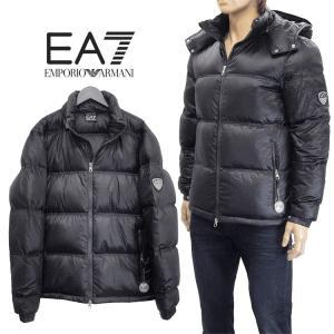 エンポリオアルマーニ EMPORIO ARMANI EA7 ダウンジャケット 6YPB29-PNB9Z-1100 ホワイト 白|importbrand-jp
