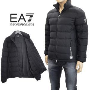 エンポリオアルマーニ EMPORIO ARMANI EA7 中綿 ダウン 6YPB19-PN02Z-1200 ブラック|importbrand-jp