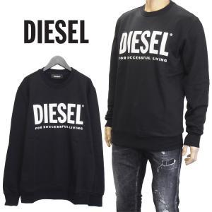 ディーゼル DIESEL ロンT CJ3E-0DALF UMTEE-JODY-900 ブラック|importbrand-jp