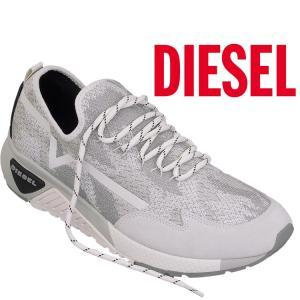ディーゼル DIESEL スニーカー スリッポン 超軽量 Y01534-P1349 S-KBY-H2442 Gray|importbrand-jp