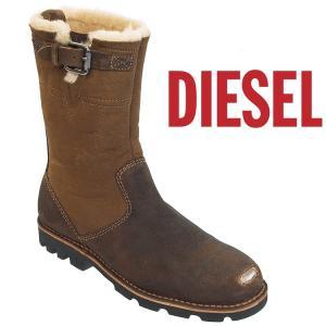 ディーゼル DIESEL ムートン ブーツ XL EXTRALIGHTソール Y01403-P1112 D-NATIVE-T2156|importbrand-jp