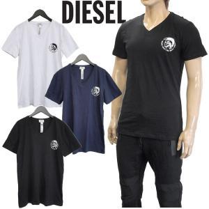ディーゼル VネックTシャツ 3枚セット SPDM-0AAL...