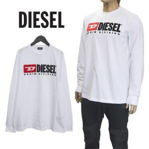 ディーゼル DIESEL Tシャツ メンズ 長袖 ロンT STEX-0EADQ T-JOE-LONGS-HF|importbrand-jp