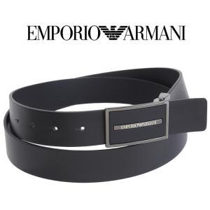 【エンポリオアルマーニ EMPORIO ARMANI】 ベルト メンズ エンポリオアルマーニのロゴ入...