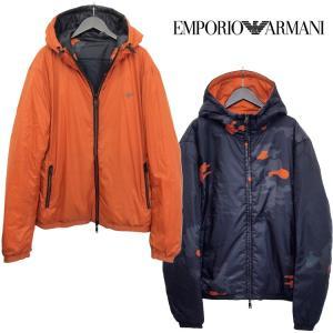 エンポリオアルマーニ EMPORIO ARMANI EA7 ダウンジャケット ライトダウン 8NPB01-PN29Z-1578 ナイトブルー|importbrand-jp