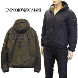エンポリオアルマーニ EMPORIO ARMANI EA7 ミリタリーコート 6YPK11-PN02Z-1200 ブラック|importbrand-jp