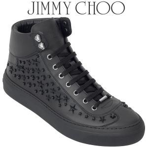 ジミーチュウ JIMMY CHOO レザー スニーカー ARGYLE-OMX-BLACK|importbrand-jp