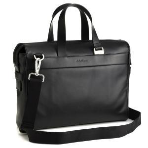 フェラガモ/FERRAGAMO バッグ メンズ NEW BOSTON 2WAYビジネスバッグ ブラック 249633-0001-0010 importbrandgrace