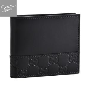 グッチ/GUCCI 財布 メンズ Mistral 2つ折り財布 ブラック  365487-CWD2N-1000 importbrandgrace