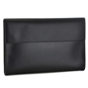 ロエベ/LOEWE バッグ メンズ STAMP クラッチバッグ ブラック 10914K56-0008-1100|importbrandgrace