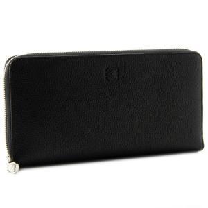 ロエベ/LOEWE 財布 メンズ TOLEDO ラウンドファスナー長財布 ブラック 12326G11-0008-1100|importbrandgrace