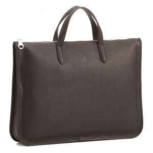 ロエベ/LOEWE バッグ メンズ トレド スムースカーフ ビジネスバッグ ブラウン 32326770-0008-3740|importbrandgrace
