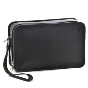 ロエベ/LOEWE バッグ メンズ NEW TOLEDO セカンドバッグ ブラック 35829L12-0024-1100|importbrandgrace