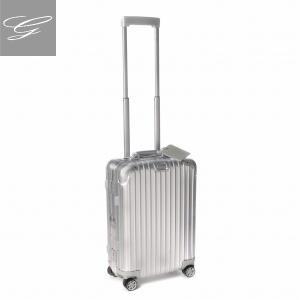 リモワ/RIMOWA キャリーバッグ メンズ TOPAS スーツケース 32L シルバー 93252 92352004-0002-0013|importbrandgrace