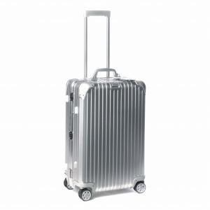リモワ/RIMOWA キャリーバッグ メンズ TOPAS スーツケース 64L シルバー 2016年モデル 92463004-0002-0013