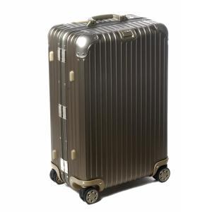 リモワ/RIMOWA キャリーバッグ メンズ TOPAS TITANIUM スーツケース 64L シャンパンゴールド 92463034-0002-0014