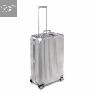 リモワ/RIMOWA キャリーバッグ メンズ TOPAS スーツケース 85L シルバー 2016年モデル 92473004-0002-0013
