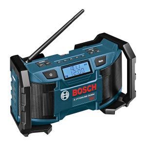 Boschボッシュ PB180 コンパクト AM/FM ラジオ /w MP3プレーヤーコネクションベ...