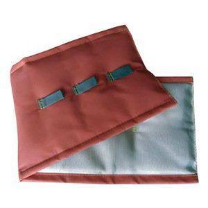 Hi Temp - P51-8X48-PLW - Welding Pipe Wrap, 8X48, Pink importdiy