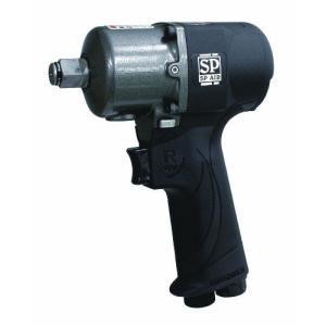 SP エアーCorporation SP-7146  1/2インチ Ultra Light コンポジット Mini インパクトレンチ importdiy