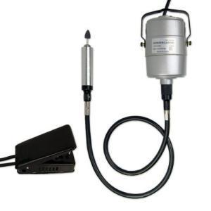 Heavy-Duty 1/3 HP フレックスシャフト ダイグラインダー - Foot Pedal コントロール- 電動Carver|importdiy