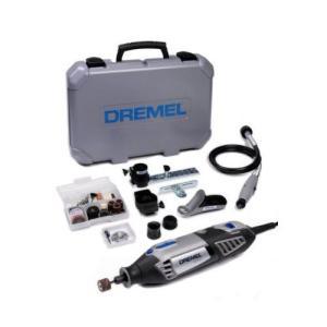 Dremel(ドレメル) 4000-4/65 ハイパフォーマンス 回転ツールキット|importdiy