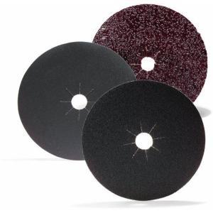 United Abrasives/SAIT 85105 15インチ by 2インチ 80X Floor サンディング ディスク, 25パック|importdiy