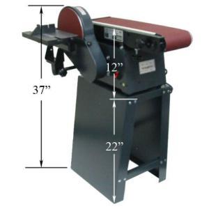 6 x 9 ディスク ベルト垂直 水平 サンダー w/Stand|importdiy