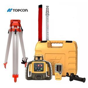 Topcon(トプコン) RL-H4C 自動レベル 回転Slope レーザーパッケージ (57176) 充電式バッテリー w/ 三脚 & importdiy