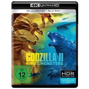 ゴジラ キング・オブ・モンスターズ ドイツ版 Godzilla II - King of the M...