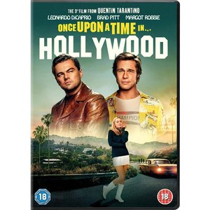 ワンス・アポン・ア・タイム・イン・ハリウッド 英国版 Once Upon a Time in... Hollywood [2019] [DVD-PAL方式 ※日本語無し](輸入版)