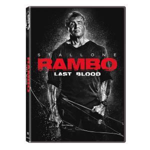 ランボー5/ラスト・ブラッド 北米版 Rambo: Last Blood [DVD] [リージョン1][※日本語無し](輸入版)