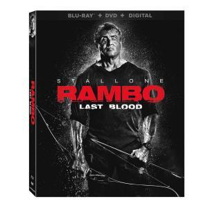 ランボー5/ラスト・ブラッド 北米版 Rambo: Last Blood [Blu-ray] [リージョンA][※日本語無し](輸入版)