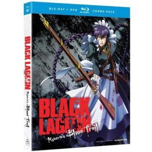Black Lagoon: Roberta's Blood Trail Ova [Blu-ray] ...