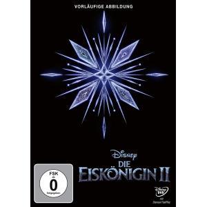【予約受付中】アナと雪の女王2 / Frozen2 / Die Eiskonigin 2 ドイツ版 [DVD-PAL方式 ※日本語無し](輸入版)