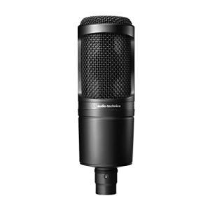 Audio-Technica AT2020 Cardioid Condenser Studio XL...