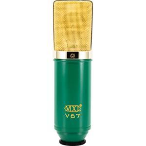 MXL V67G Large Capsule Condenser Microphone【並行輸入品】