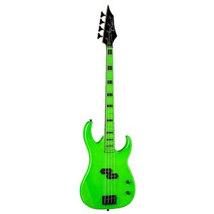 Dean Custom Zone Bass, Nuclear Green【並行輸入品】
