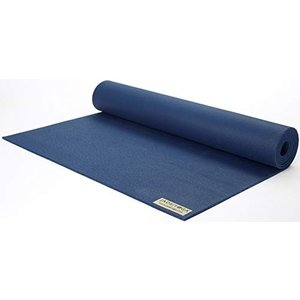 Jade 68-Inch by 1/8-Inch Travel Yoga Mat (Midnight...