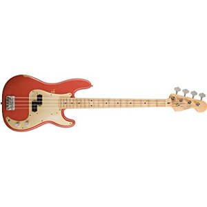 Fender Road Worn '50s Precision Electric Bass Guit...