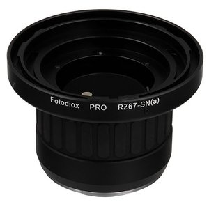 Fotodiox Pro Lens Mount Adapter with Focusing Barr...