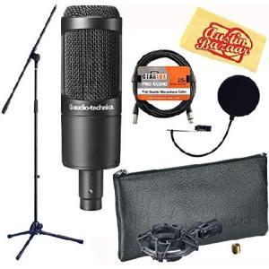 Audio-Technica AT2035 Cardioid Condenser Microphon...