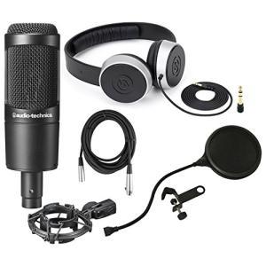 Audio Technica AT2035 Large Diphragm Condenser Mic...