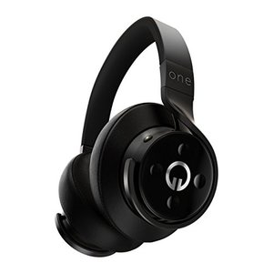 MUZIK One Connect Smarter Headphone , Black【並行輸入品】