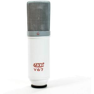 MXL V67G Custom Large Capsule Condenser Vocal Micr...
