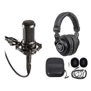 Audio Technica AT2035 Cardioid Condenser Studio Mi...